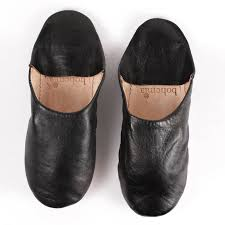 Mens Bedroom Slippers Leather Leather Babouche Slippers Mens Collection The Very Leather