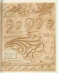 tooling schooling leather pattern leather projects leather craft tools tooled leather tandy