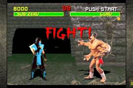 the single player campaign mode of the original mortal kombat could quickly learn how to cheese their way up to the final two bosses the computer