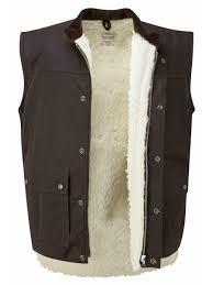 Driza Bone Wax Jumbuck Vest