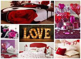 Valentines Day Room Decorations Valentines Day Bedroom Decoration ...