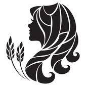 Obrázek Tetování Znamení Panna Fotobanka Fotkyfoto