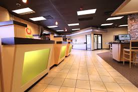 Modern  retail bank design ...