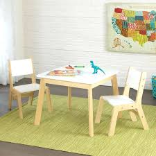 table chair set modern kids 3 piece square table and chair set table and chair set
