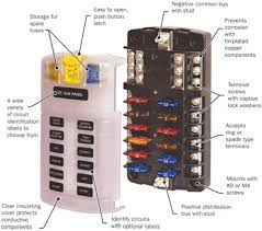 volt fuse box for boat wiring diagrams online