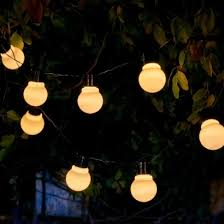 success garden light aurgalow white solar festoon classic that are powered for easy placement and atmospheric lighting night after uk led idea