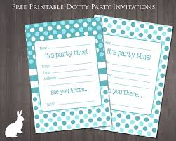 best images about printable birthday party invitations on two blue spotty party invitations