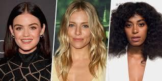 Hairstyle Shoulder Length Hair 60 best medium hairstyles and shoulder length haircuts of 2017 5342 by stevesalt.us