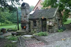 outdoor brick fireplace designs exterior living room with well made backyard ideas awesome and photos out