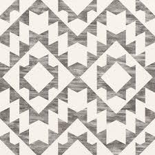 Tapete Vlies Grafisch Schwarz Weiß World Wide Walls 148677