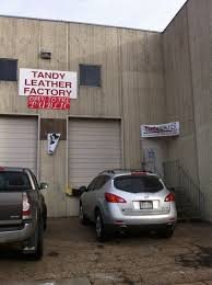 tandy s new er press leather machinery