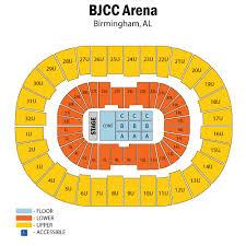 Bjcc Seating Chart Basketball 21 Prototypic Bjcc Arena Seating Chart Justin Bieber