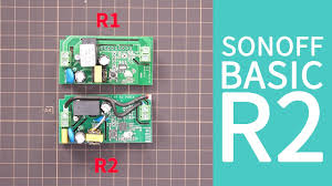 <b>Sonoff Basic R2</b>, What is the difference between this version and the ...