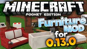 CHAIRS TABLES TOILETS & MORE NEW Furniture Mod for MCPE 0 13