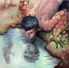narcissus and lake the alchemist knew the legend of narcissus a youth who knelt daily beside a lake to contemplate his own beauty he was so fascinated by himself that