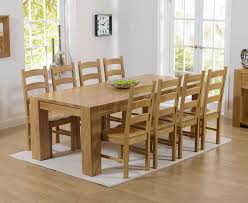 modern dining table 8 chairs cozynest home