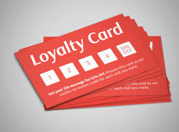 loyalty card template loyalty card templates mycreativeshop