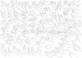 手を描く練習練習用の資料をつくりました 描くラボ