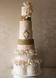 Gold Wedding Cakes Melbourne Melbourne Wedding Cakes By Vindya Cakes