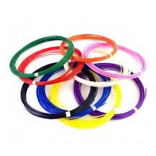 <b>Набор ABS пластика</b> 16 цветов по 10 метров