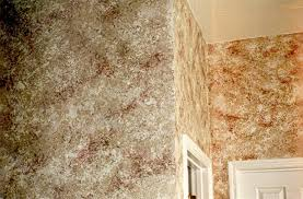gorgeous home interior design with sponge painting wall ideas gorgeous ideas for light brown sponge