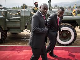 Pierre nkurunziza, the president of burundi, died at the age of 55 on monday. Pierre Nkurunziza Burundi President Who Led An Authoritarian Regime The Independent The Independent