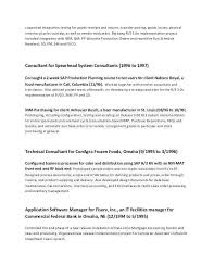 Samples Of Resume Extraordinary Examples Of Resumes 48 Lovely It Resume Samples Sample Resume