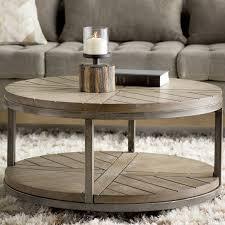 round coffee table with t austin design drossett reviews wayfair decor 10