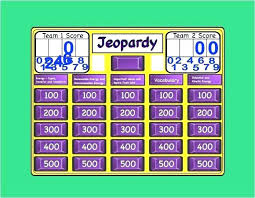 Gameshow Templates Blank Jeopardy Template Game Show Templates Free Download 9