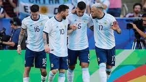 Brezilya-Arjantin maçı öncesi ilginç olay! Şampiyonlar kovulmak istedi