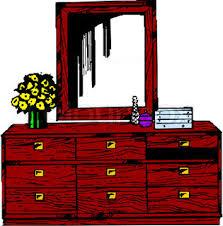 dresser with mirror clipart. Modren Mirror Dresser With Mirror Clipart With Dresser Mirror Clipart R