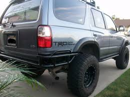 Post Pics of Your Rear Bumpers - Toyota 4Runner Forum - Largest ...