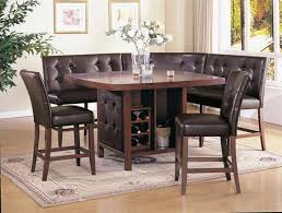 booth dining table set new booth style dining set stylish room sets home design ideas and