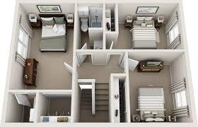 floor plan 3d print nikura