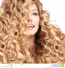 Perm Hair Style blonde permed hair popular long hairstyle idea 2227 by wearticles.com