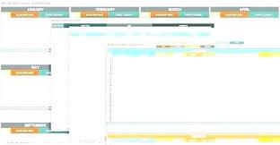 Digital Marketing Schedule Template Digital Content Calendar