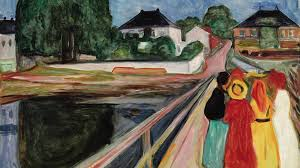after the 2016 frenzy caused by sotheby s when norwegian painter edvard munch s iconic painting the scream fetched a record 119 9 million another