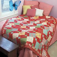 These free and easy baby quilt patterns are perfect projects for ... & These free and easy baby quilt patterns are perfect projects for beginning  quilters who are making Adamdwight.com