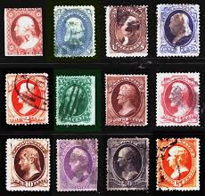 best u s postage stamps images stamp classic us stamp collector lot 19th century 12 items giant classic stamp at littlearttreasures