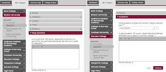 what to know about the common app part college coach  describe the image