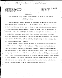 American Life Histories: Manuscripts from the Federal Writers' Project,  1936 to 1940, Available Online, Cowan, Effie, Available Online | Library of  Congress