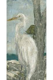 heron wall art canvas wall art gallery wrapped canvas prints homedecorators  on white heron wall art with i wish dip n dab would teach me how to paint this entertaining