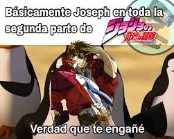 Jojo Reference Meme Subido Por Re100baked Memedroid