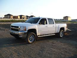 Leveling kit and 20's - Chevy and GMC Duramax Diesel Forum
