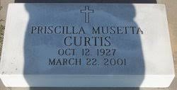 Musetta Priscilla Yingst Curtis (1927-2001) - Find A Grave Memorial