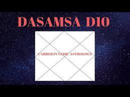 Vedic Astrology D10 Chart Calculator Videos Matching D10 Dasamsa Chart Divisional Charts In