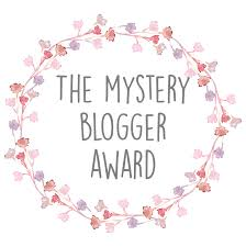 Image result for the mystery blogger award