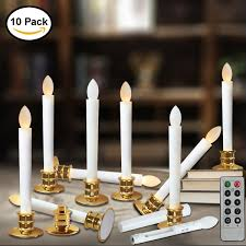 Battery Operated Window Lights Buy Window Candles With Remote Timers Battery Operated