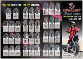 Swallow Motorcycles Tires Street Bikes