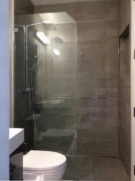 splashguard shower panel with 45 clipped corner
